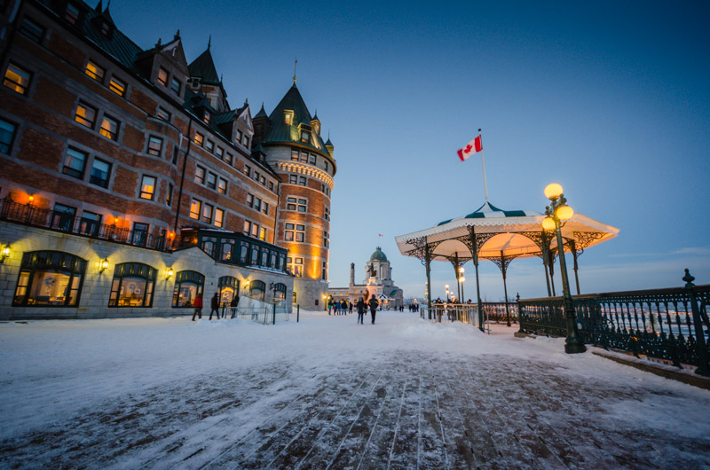 10 fun places to visit in quebec city this year for Fun places to go in the city