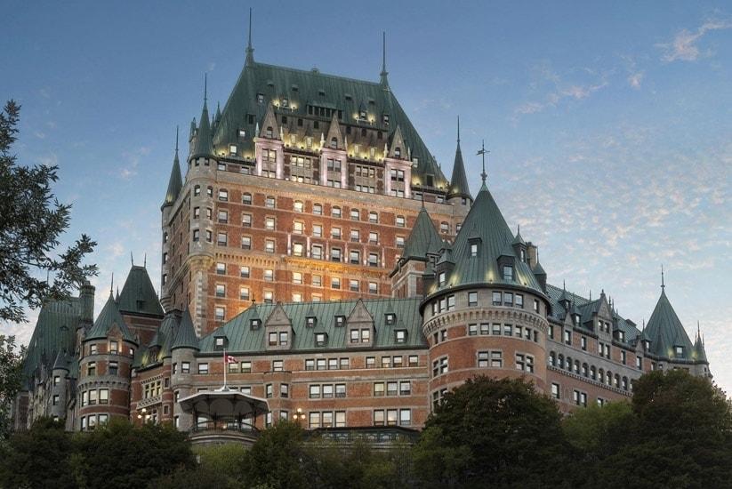 Quebec City Castle Hotel