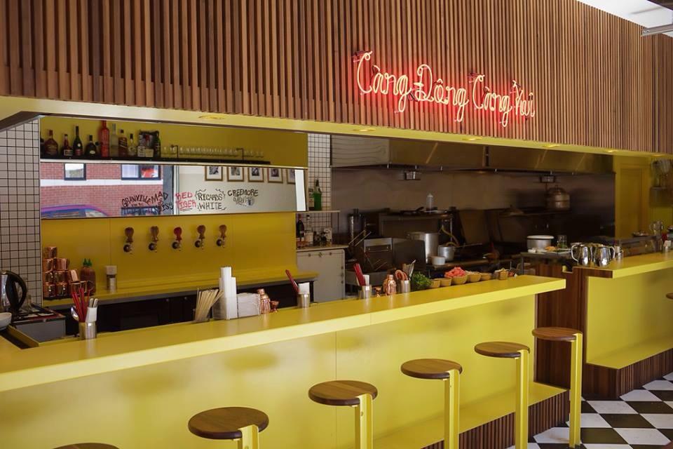 Montreal New Restaurants