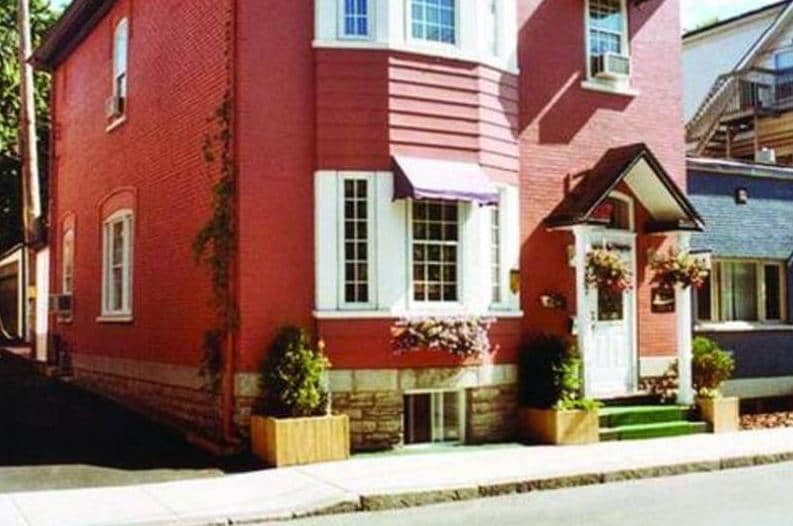 Quebec city bed and breakfasts
