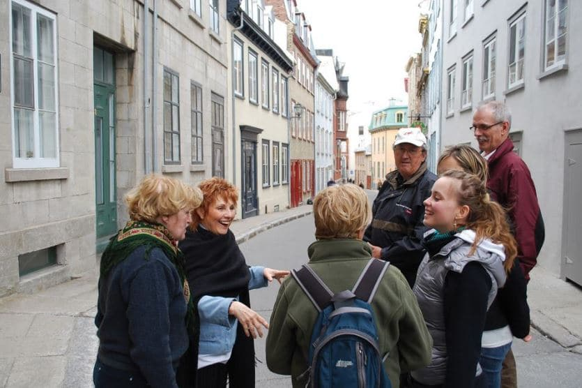 quebec city tours