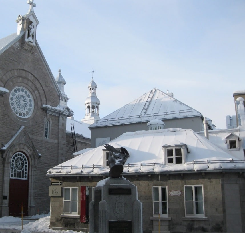 Old quebec city attractions maison ursulines