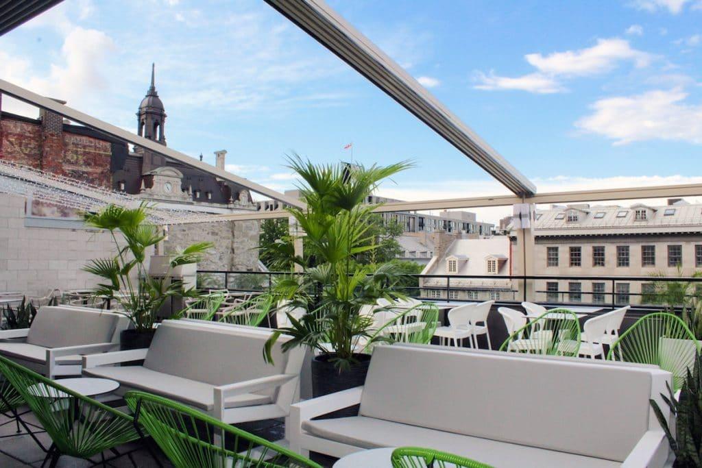peche old montreal summer terrace restaurant