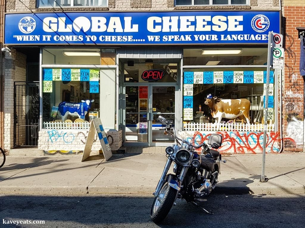 kensington market toronto global cheese shoppe