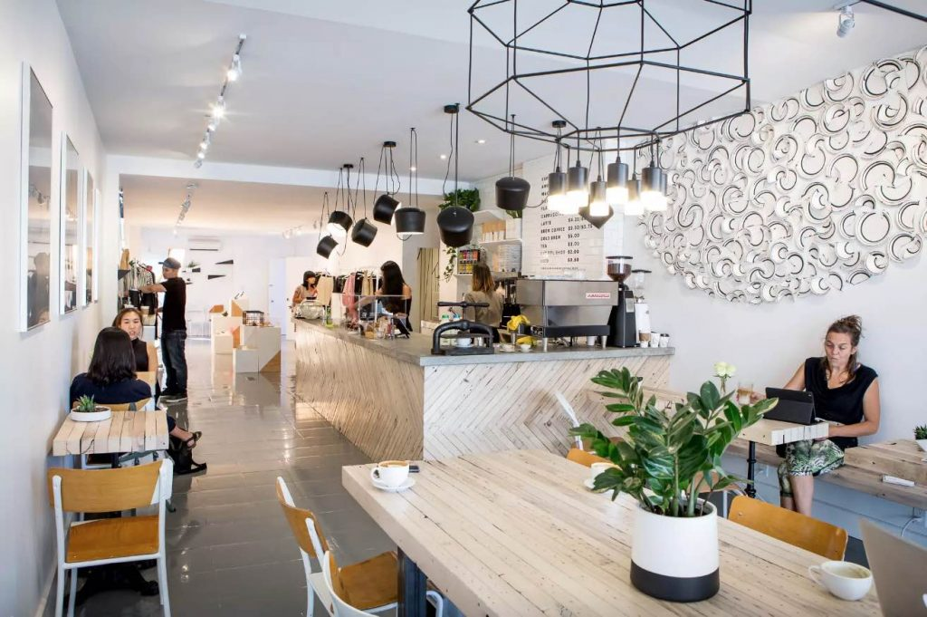 Offsite Concept Space trinity bellwoods toronto