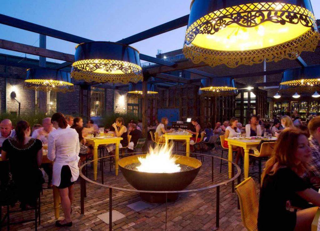 el catrin patio distillery district toronto