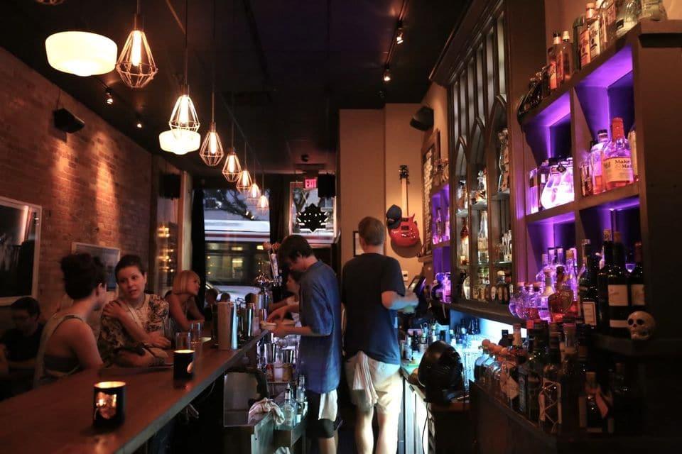 reposado tequila bar trinity bellwoods toronto