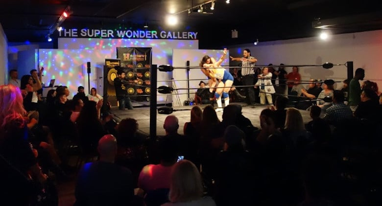 super wonder gallery little italy toronto