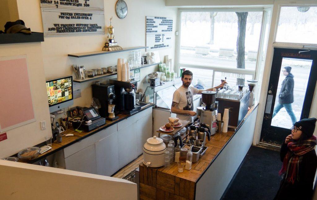 white squirrel coffee shop trinity bellwoods toronto