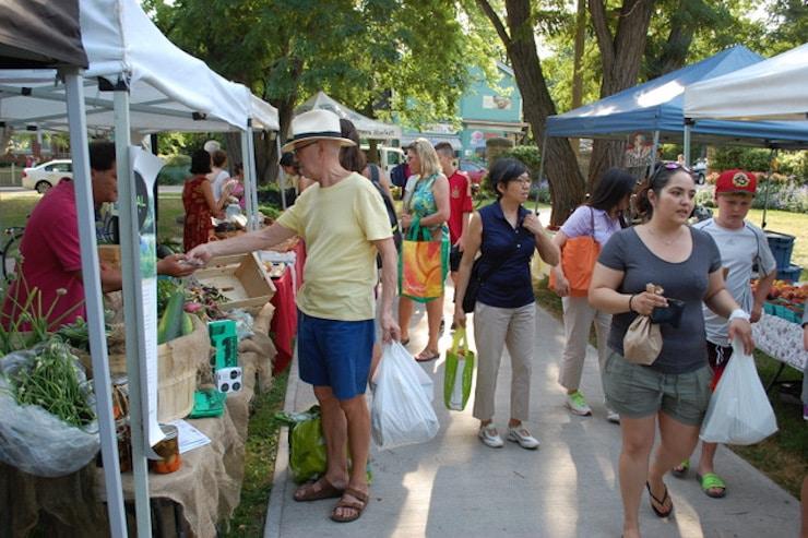 Cabbagetown Farmers Market Toronto