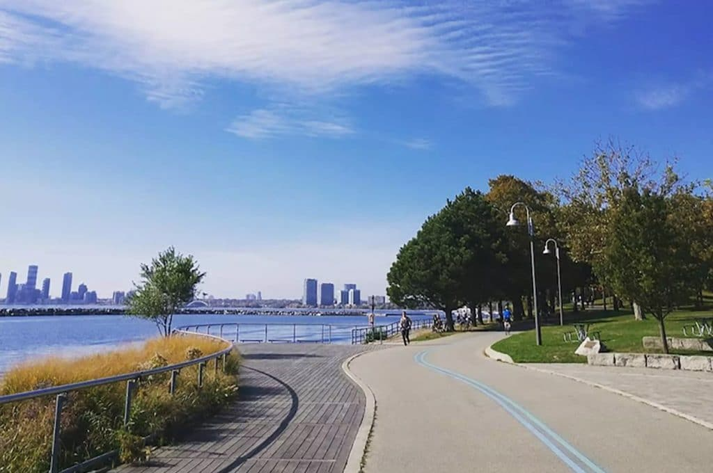 Martin Goodman Trail downtown toronto things to do in toronto