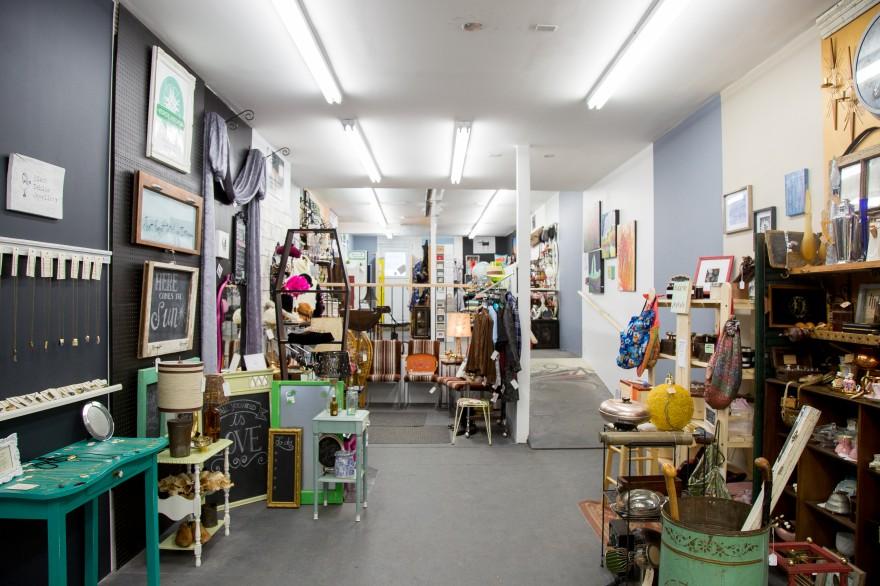 arts market leslieville toronto