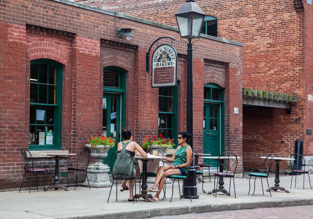 brick street bakery distillery district toronto
