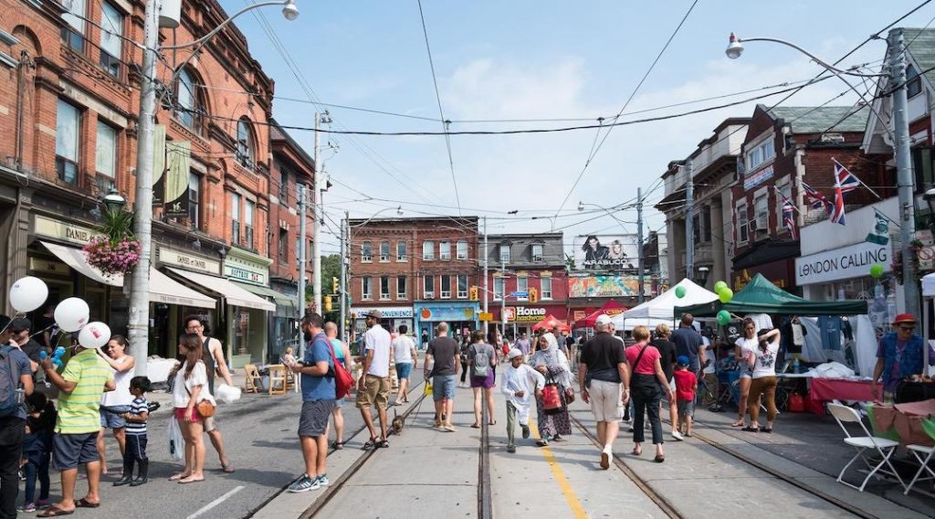 cabbagetown festival things to do in toronto