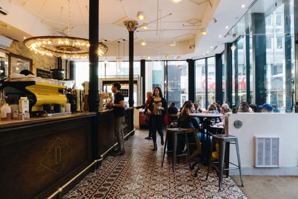 dineen coffee downtown toronto things to do in toronto