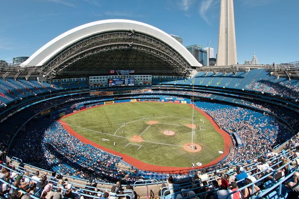 rogers centre downtown toronto things to do in toronto