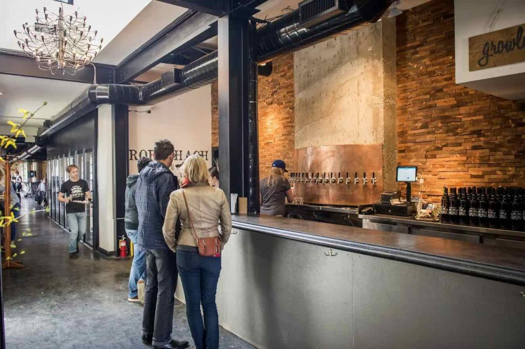 rorschach brewery leslieville toronto