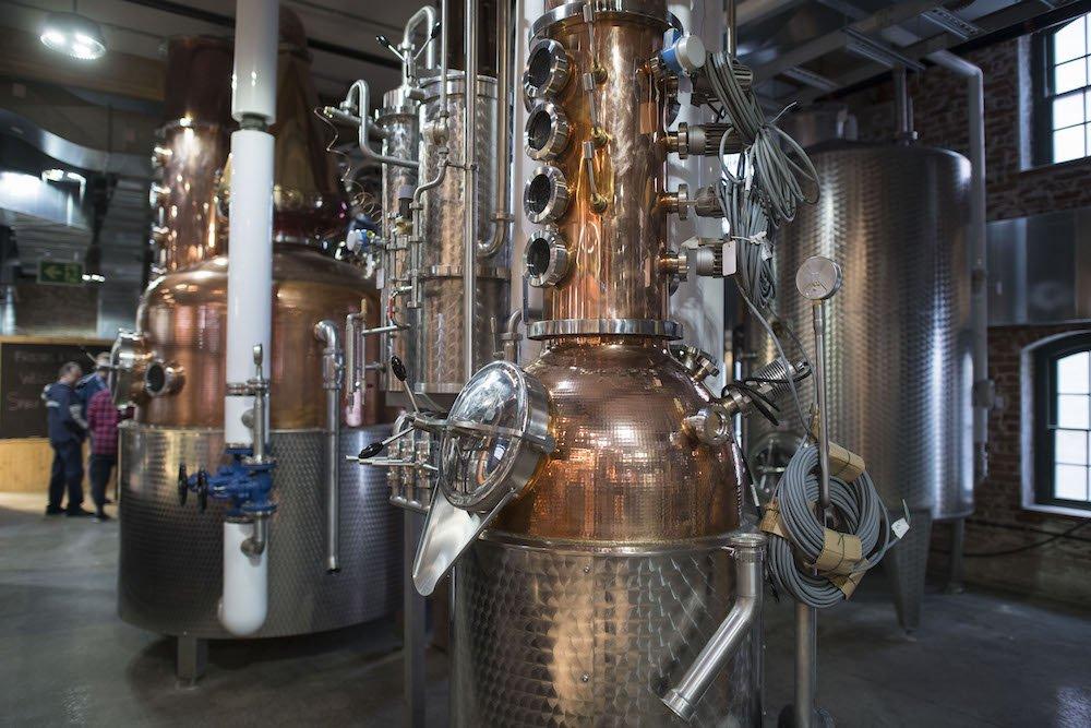 spirit of york distillery district toronto