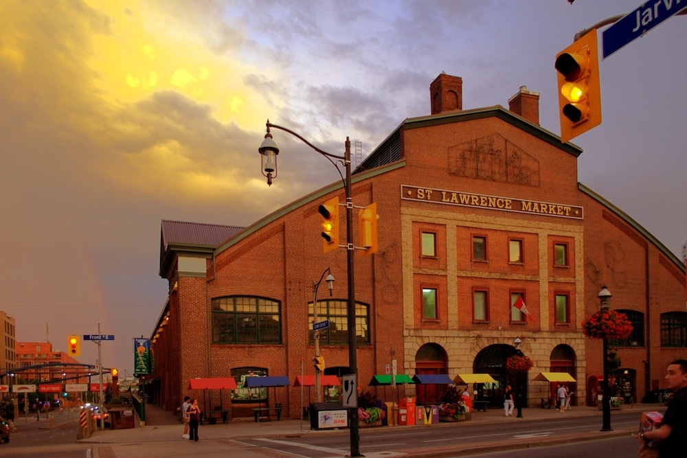 st lawrence market things to do downtown toronto
