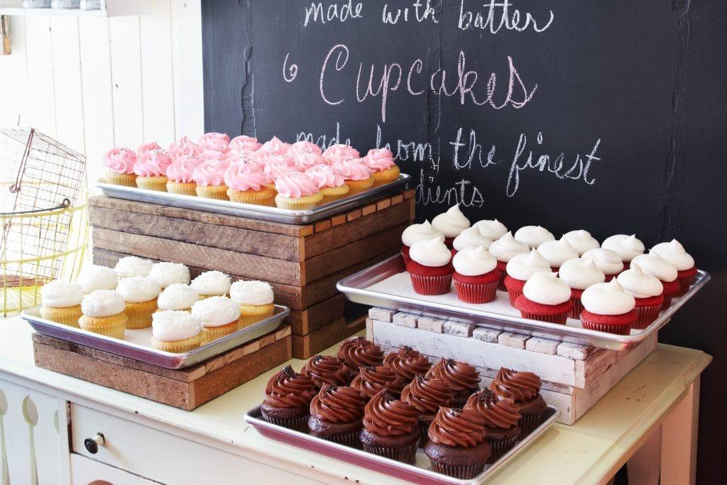 sweet bliss bakery cupcakes leslieville toronto