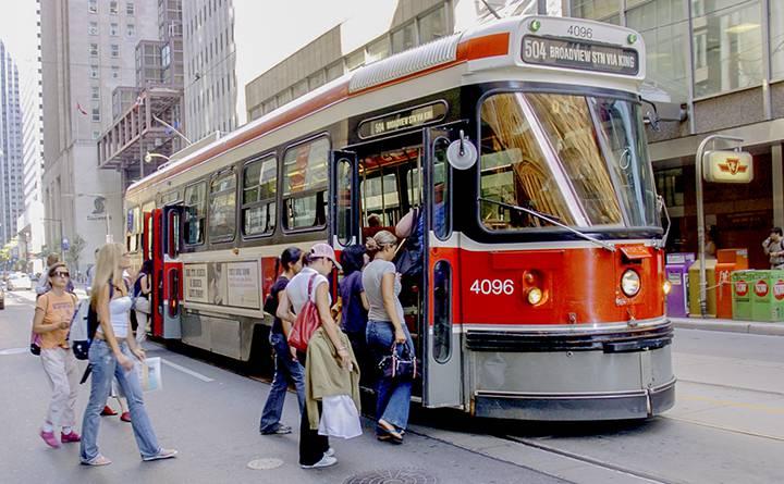 501 streetcar toronto food tours