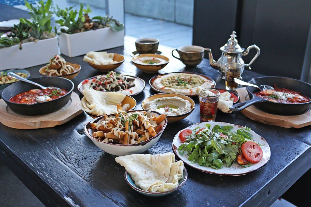Souk Tabule best brunch toronto