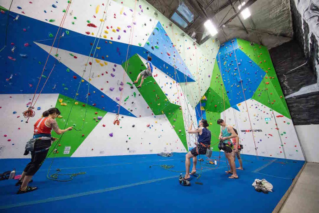 basecamp climbing things to do in toronto