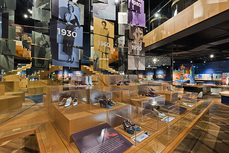 bata shoe museum toronto tourist attractions