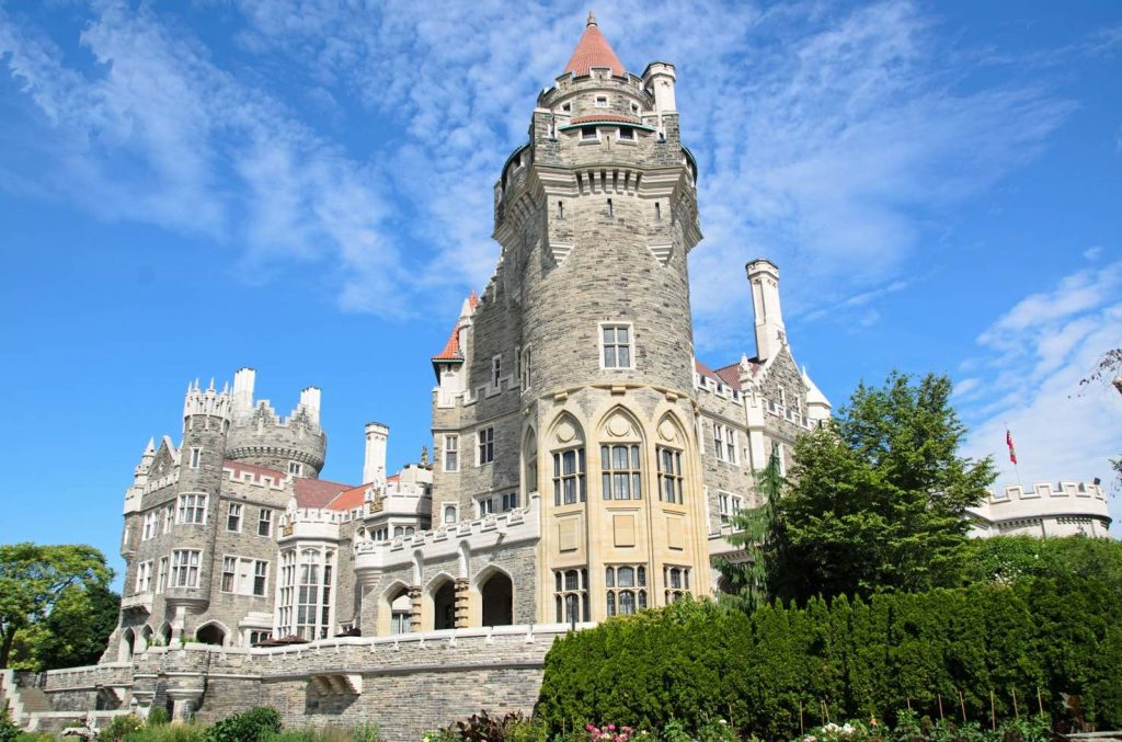 casa loma toronto tourist attractions