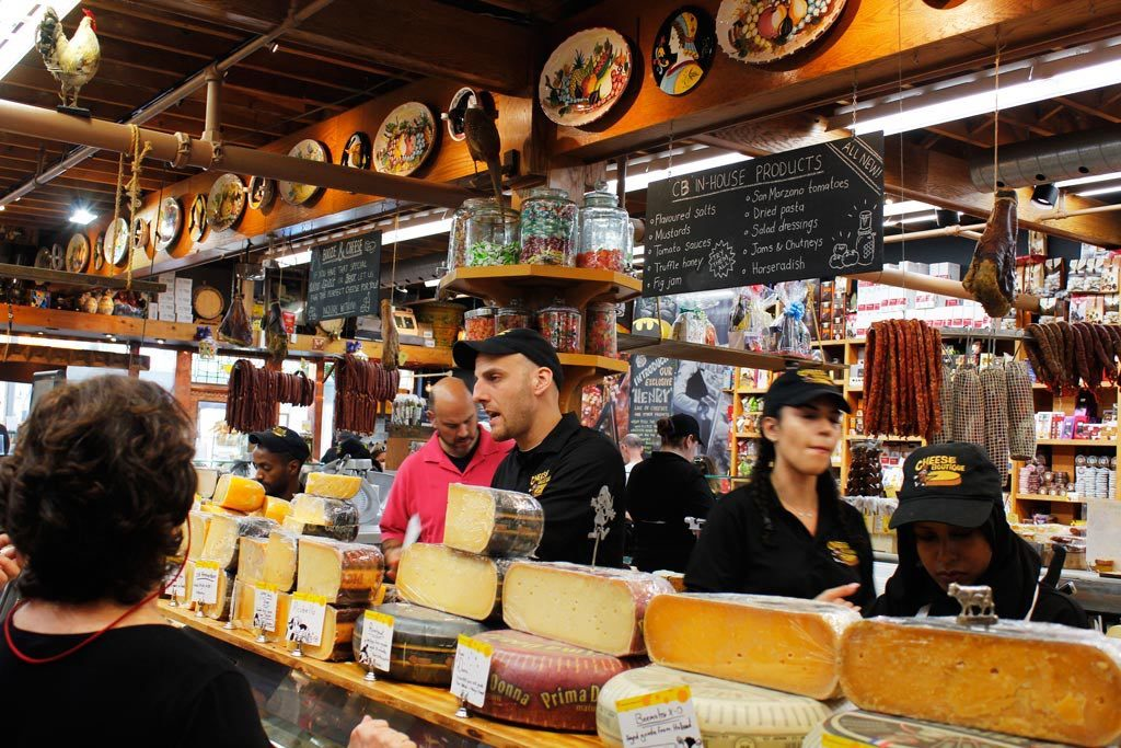 cheese boutique toronto tourist attractions