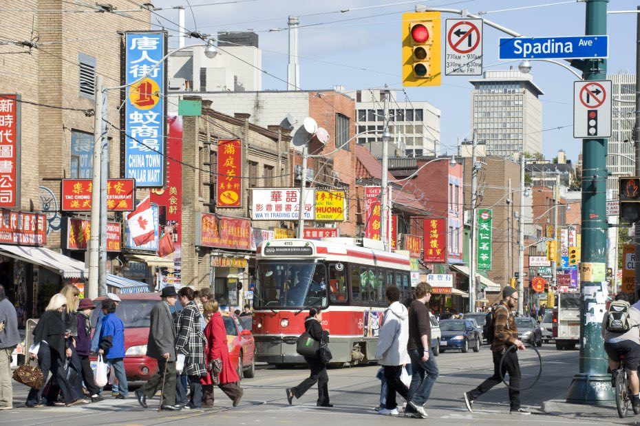 chinatown toronto tourist attractions