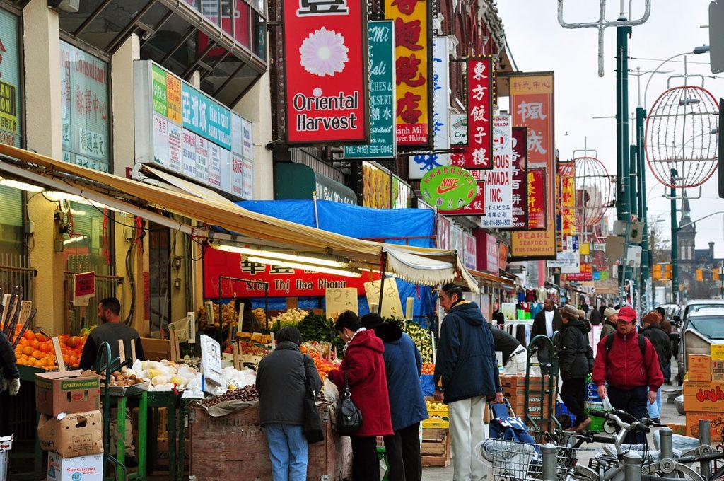 chinatown toronto kensington market restaurants
