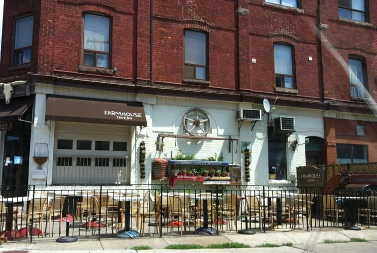 farmhouse tavern best brunch toronto