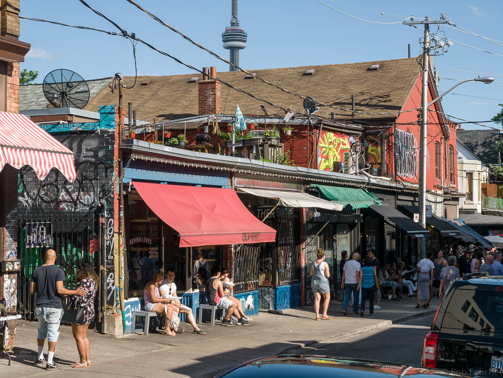 kensington market restaurants things to do in toronto seven lives