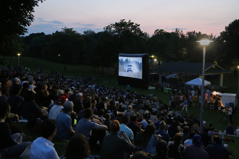 park film festival toronto tourist attractions