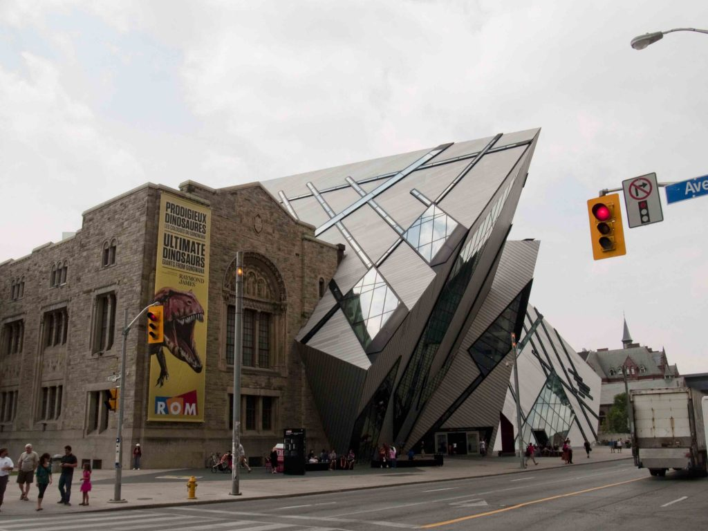 royal ontario museum toronto tourist attractions