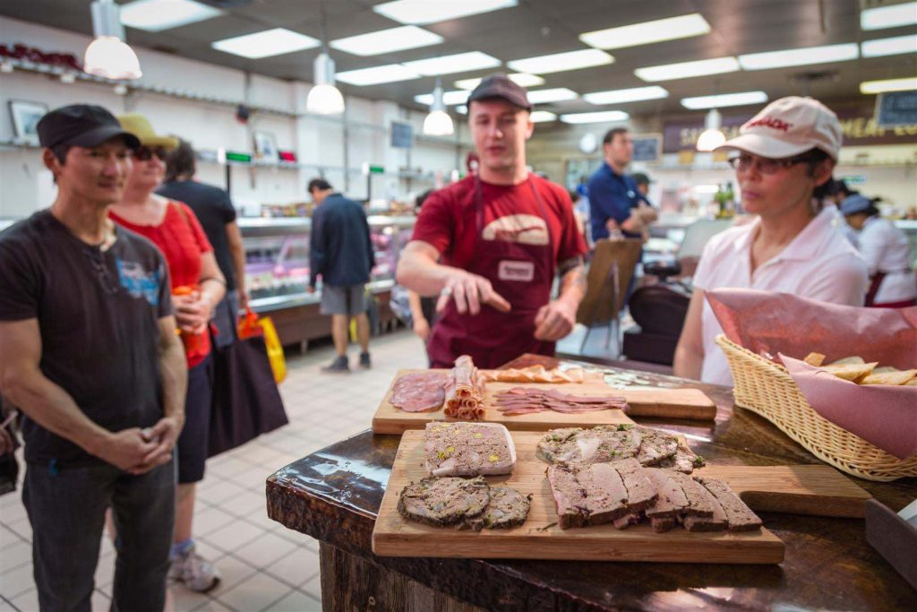 savour toronto food tours