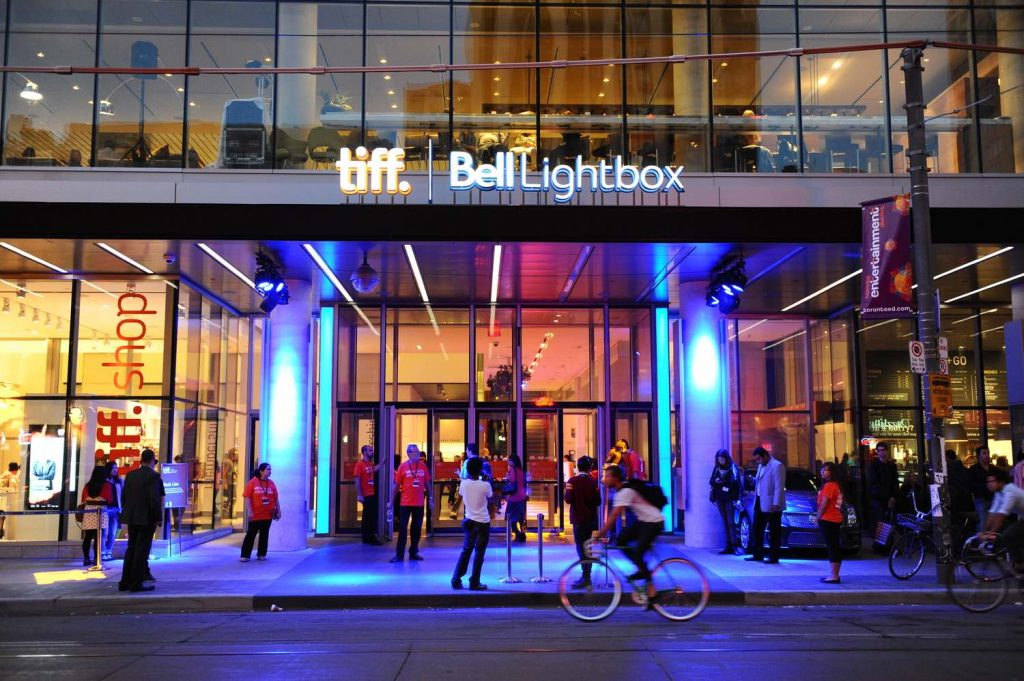 tiff bell lightbox toronto tourist attractions