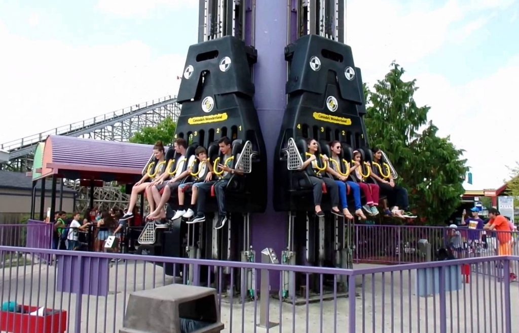 canadas wonderland black creek Things to do with kids in Toronto