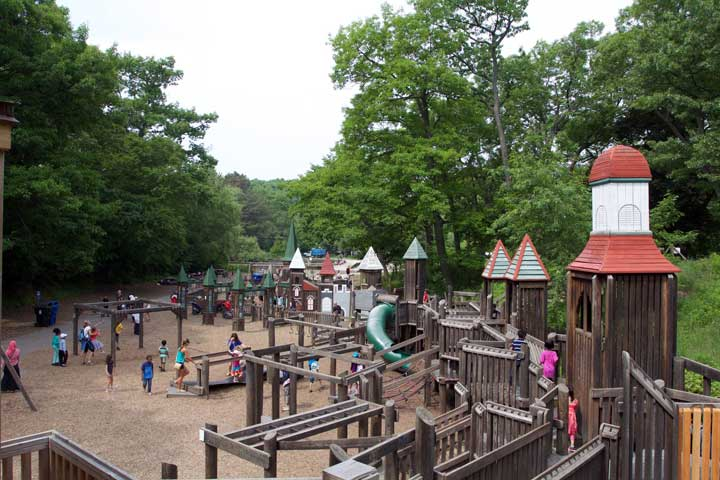 high park playground Things to do with kids in Toronto