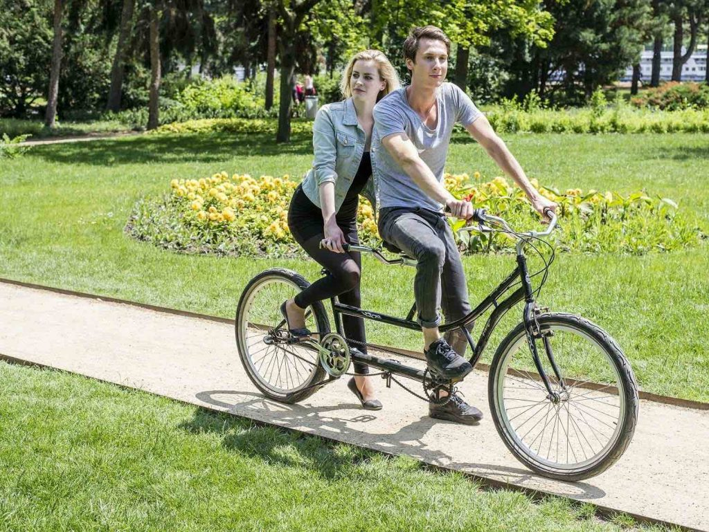 tandem bike toronto date ideas