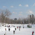 la fontiane skating montreal winter