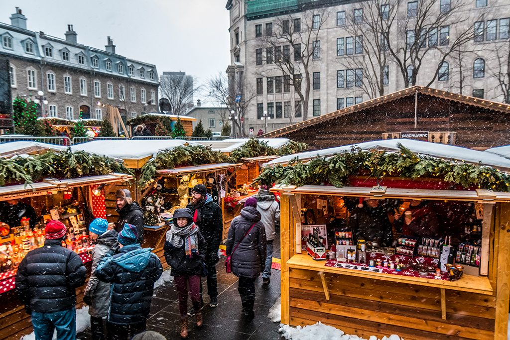 german market quebec city christmas