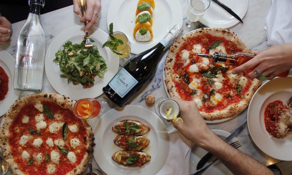 pizza libretto toronto restaurants