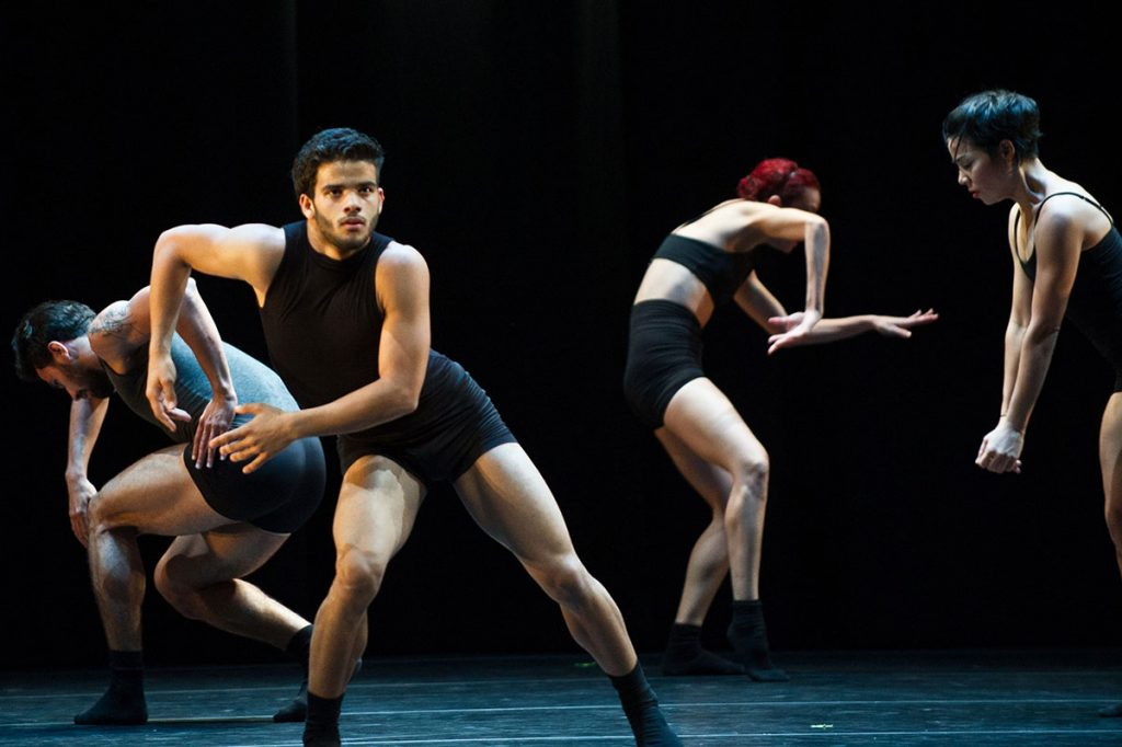 malpaso dancers at luminato toronto things to do summer