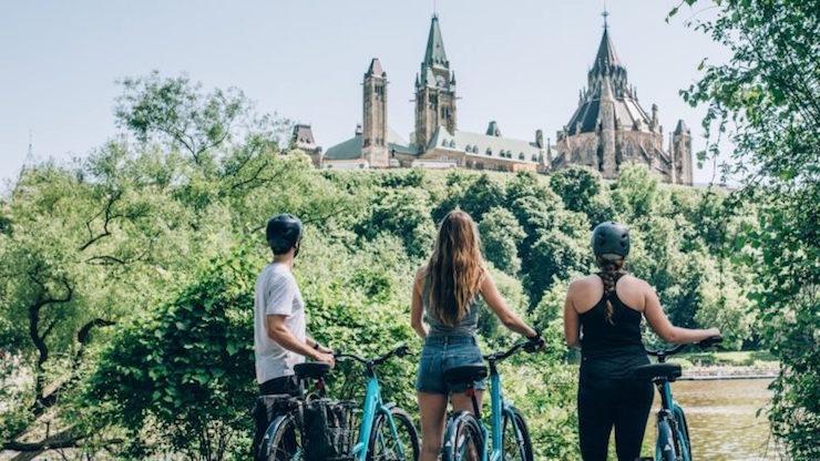 Fitz Bike Tour Ottawa