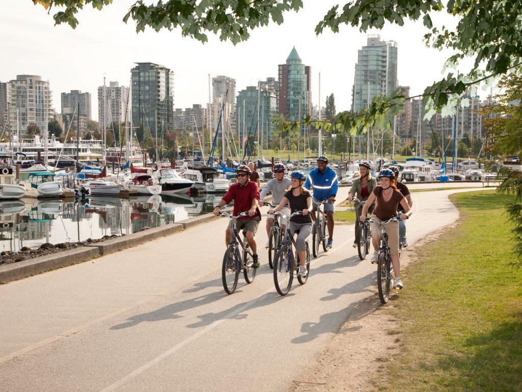 vancouver bike tours stanley park