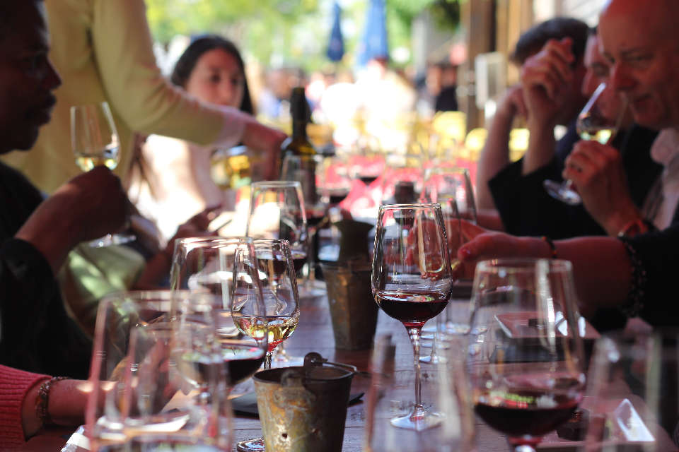 City Wine Tours Boston
