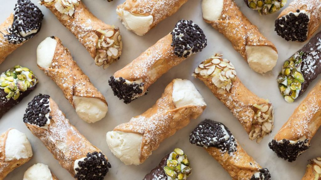 Cocktails and Cannoli