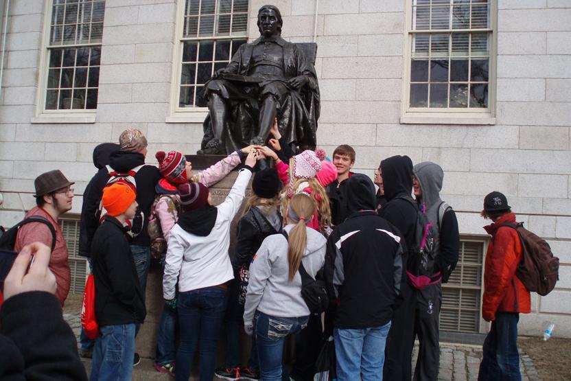 Free Tours by Foot Boston